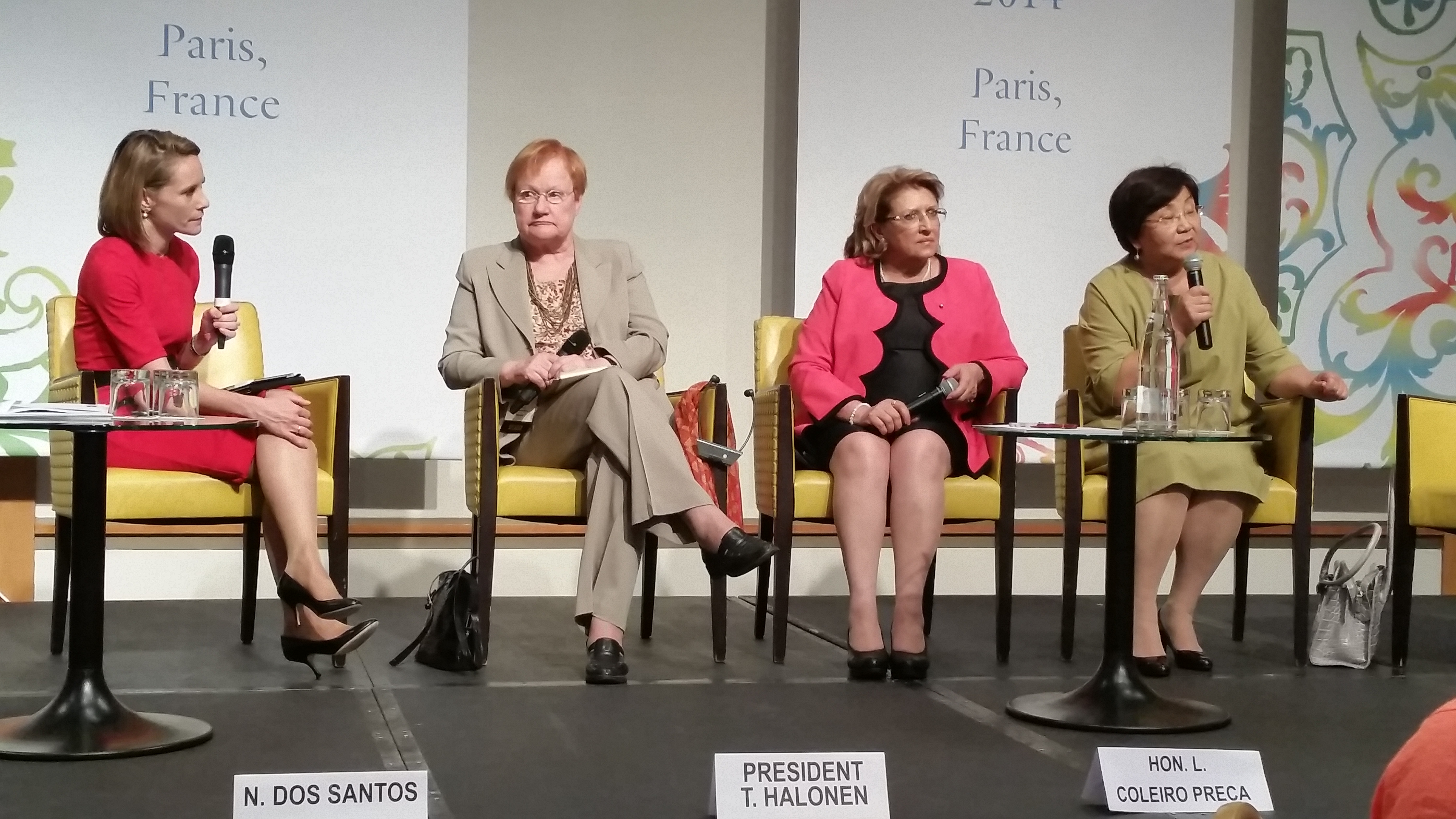 Women Presidents Forum