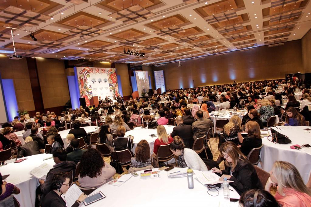 Global Summit of Women 2015